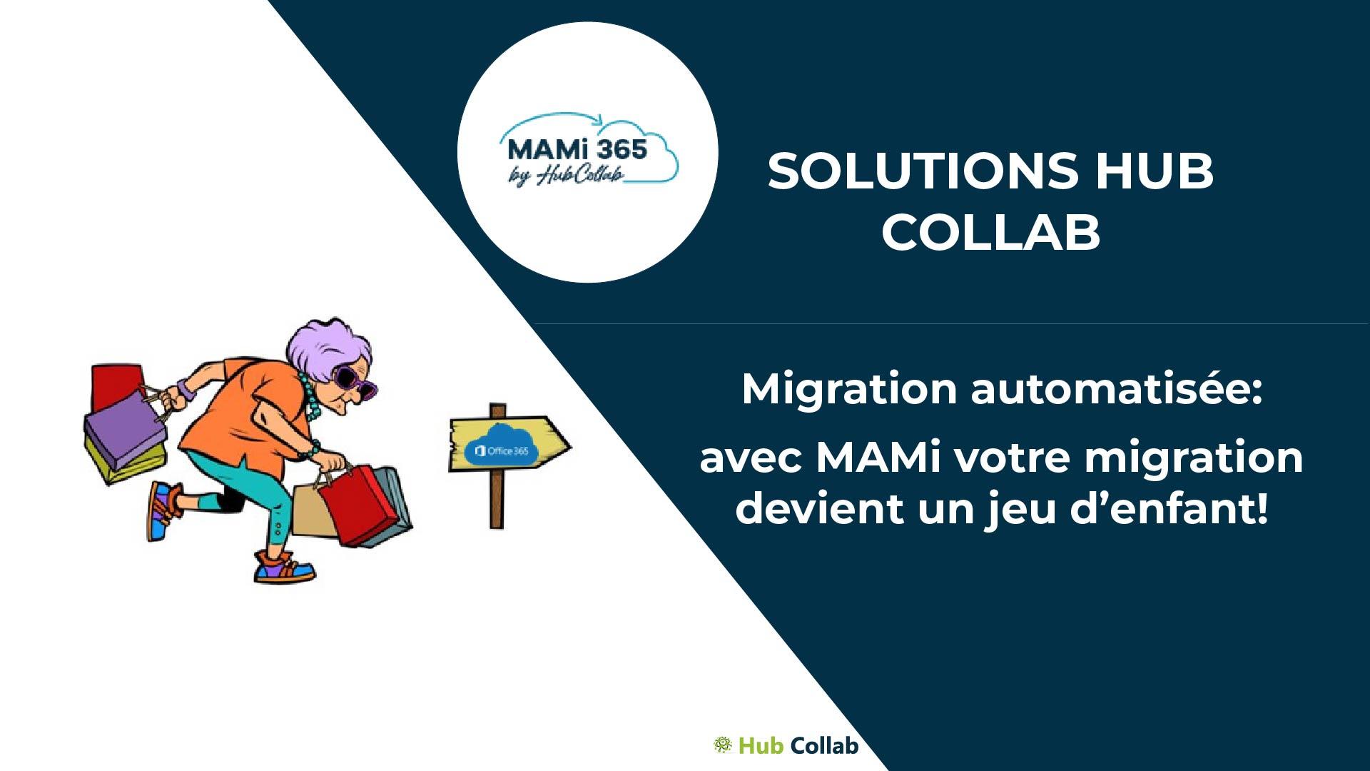Migration Automatisée : Avec MAMI votre migration devient un jeu d'enfant !