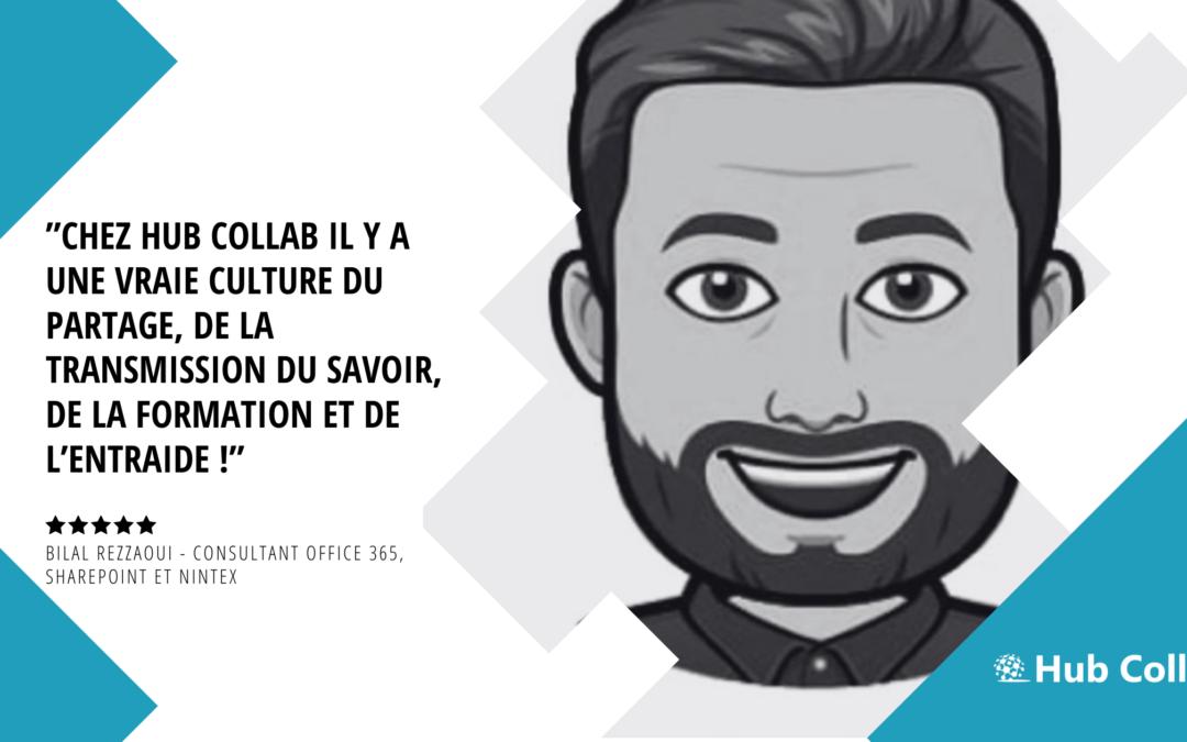 [Meet the Team] Rencontrez Bilal Rezzaoui – Consultant Office 365, SharePoint et Nintex