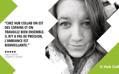 [Meet the team] Rencontrez Camille Meyer – Scénariste chatbot