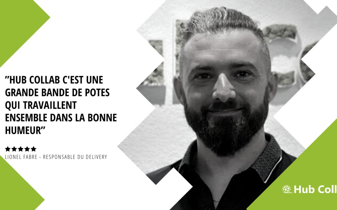 [Meet the team] Rencontrez Lionel Fabre – Responsable du Delivery