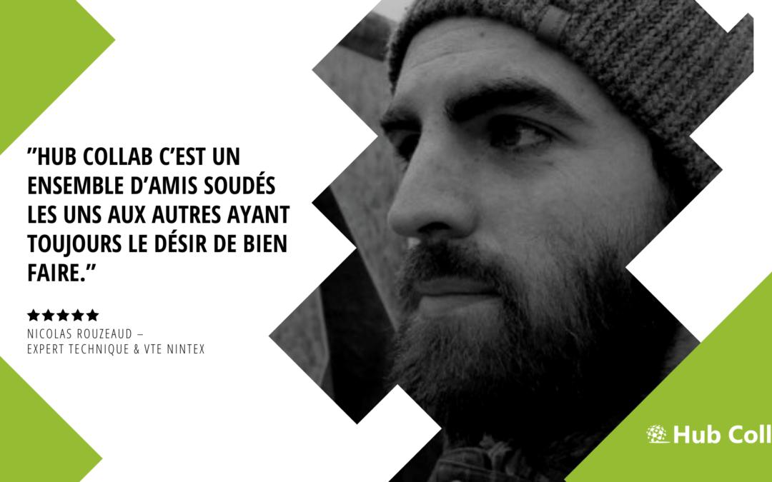 [Meet the Hub Collab Team] Rencontrez Nicolas Rouzeaud – Expert Technique & VTE Nintex