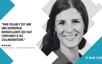 [Meet the Team] Rencontrez Valentine Pradal – Responsable Marketing