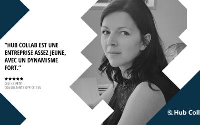 [Meet the Team] Rencontrez Céline Petit – Consultante Office 365