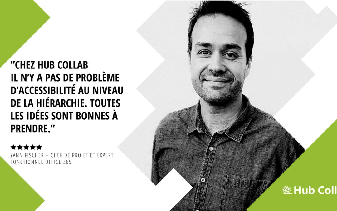 [Meet the Team] Rencontrez Yann Fischer – Chef de projet et Expert Fonctionnel Office 365