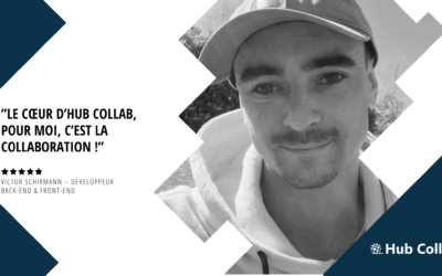 [Meet the Team] Rencontrez Victor Schirmann – Développeur Back-end & Front-end