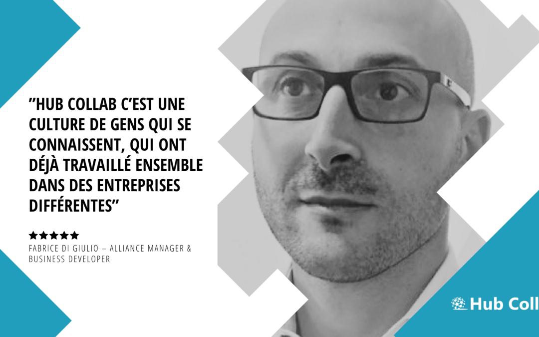 [Meet the Team] Rencontrez Fabrice Di Giulio – Alliance Manager & Business Developer