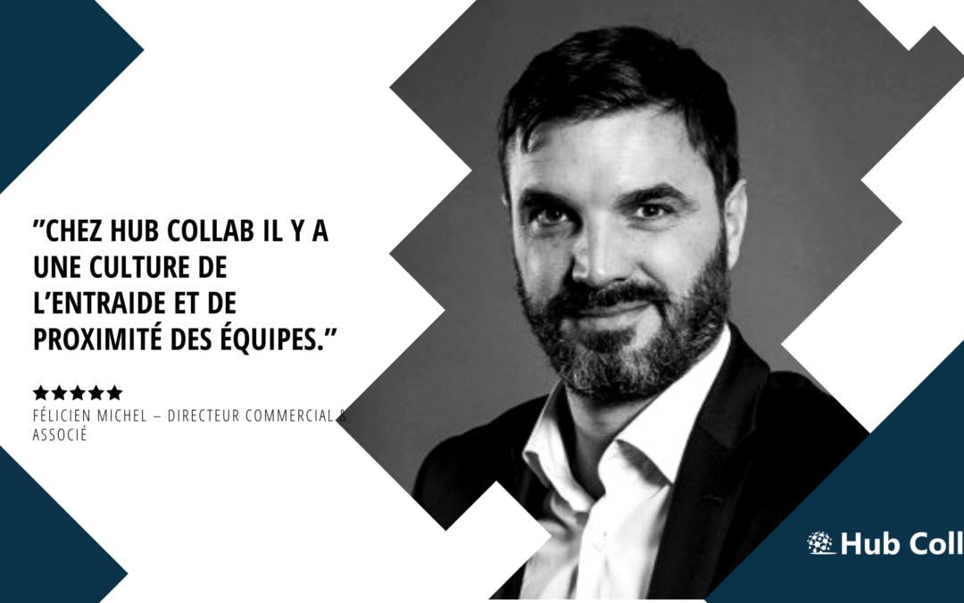 [Meet the Team] Rencontrez Félicien Michel – Directeur Commercial & Associé